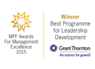 Best Programme for Leadership Development in 2015